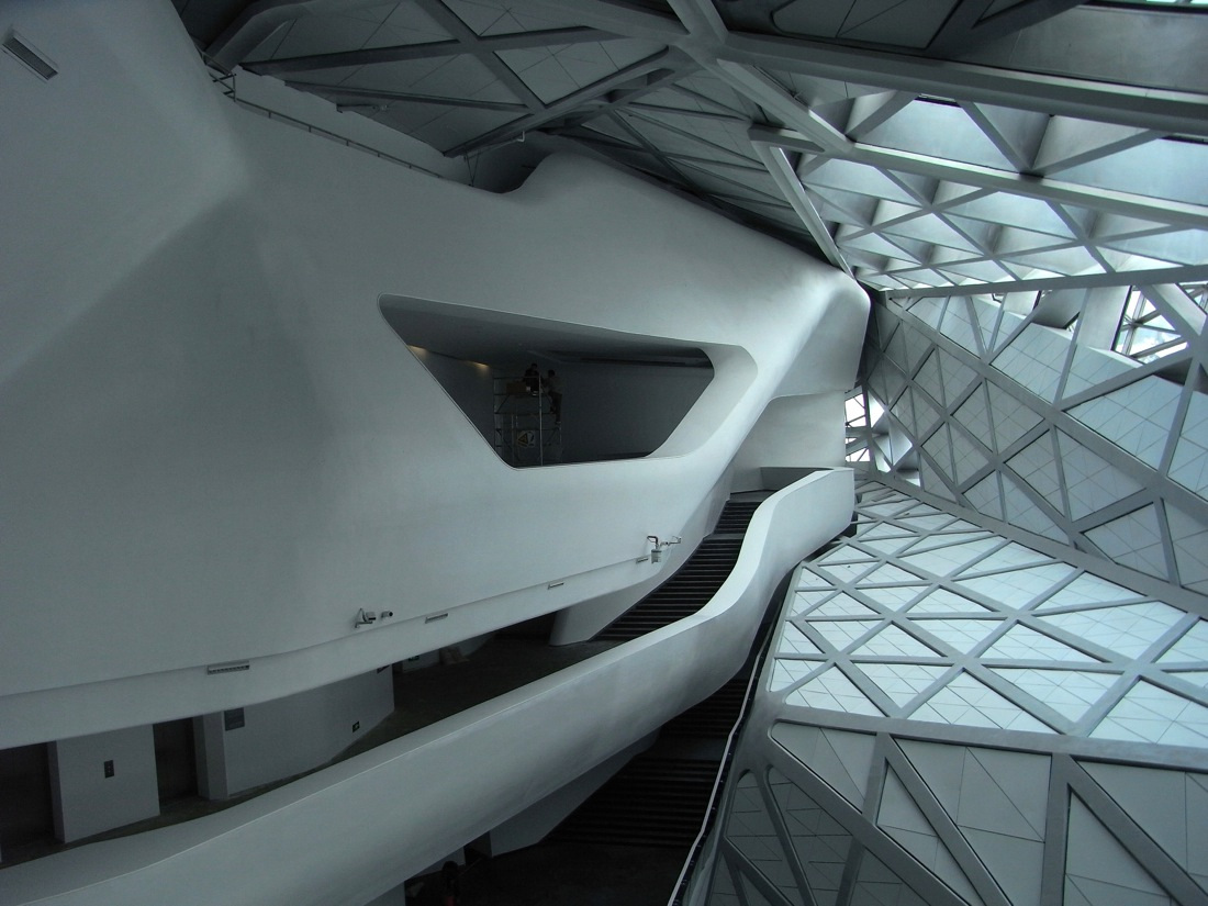 Architecture Photography: Guangzhou Opera House / Zaha Hadid – Guangzhou Opera House – Zaha Hadid (74558) – ArchDaily