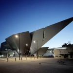 Architecture Photography: Institute for Democracy and Conflict Resolution / Daniel Libeskind – bitter bredt (81363) – ArchDaily