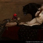 CGTalk &#8211; The heart of black wolves, Yuriy Mazurkin (2D)