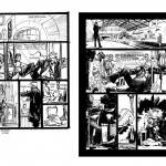 New Hellblazer page by *seangordonmurphy on deviantART