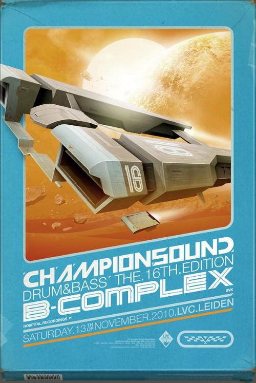 spae ship poster