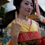 How to know when she doesn't want her picture taken – Kyoto