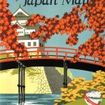 travel poster for japan