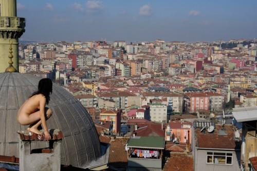 Istanbul Roof - Miru Kim