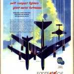 ad for foote bros featuring airplanes
