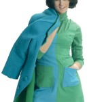 Braniff stewardess uniform - Emilio Pucci