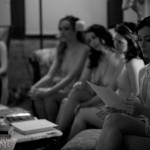 Gathering - Naked Girls Reading