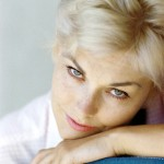 portrait of kim novak