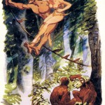 tarzan and jane single-panel comic