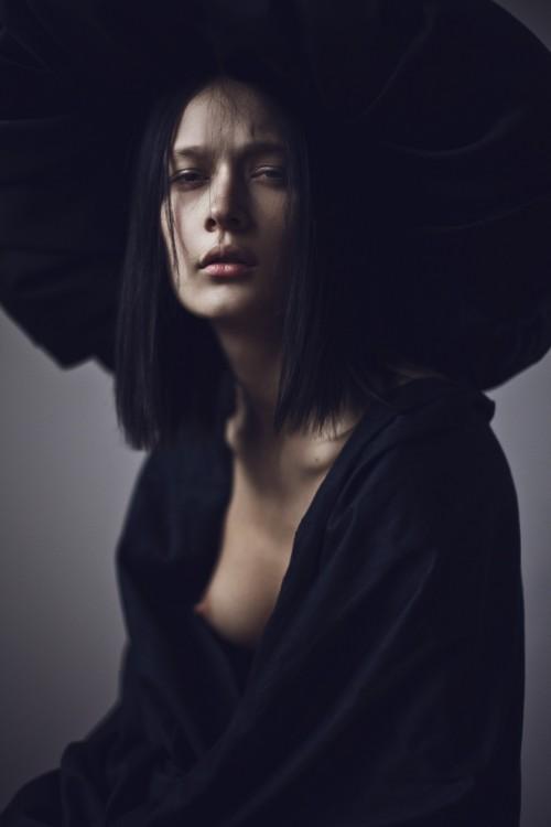 Black - Bianca Luz @ Supreme
