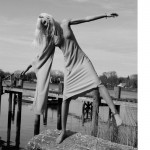 Aline Weber for Russh #40 by Benny Horne