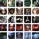 pictures of people in space helmets