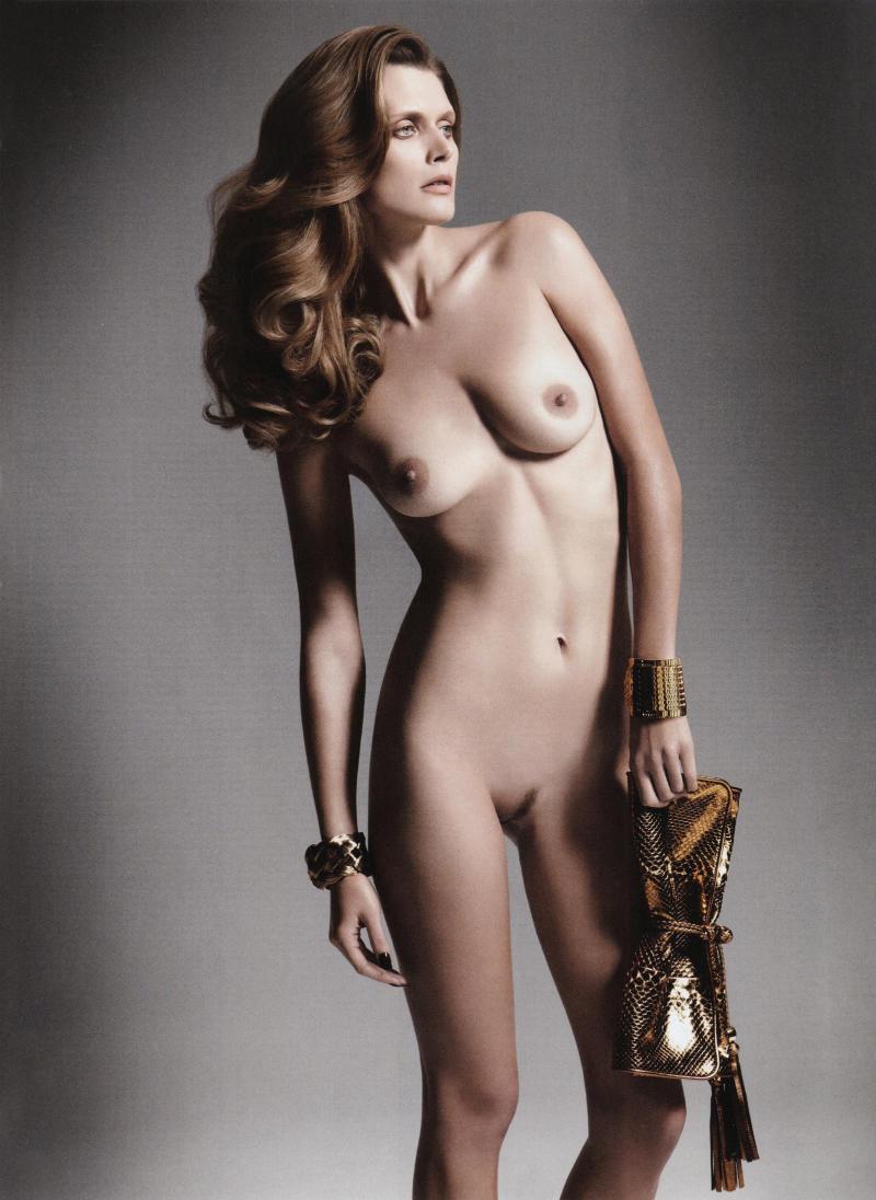 Фото манекенщиц на показах голыми 17 фотография