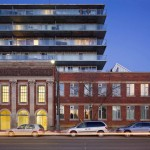 The Printing Factory Lofts – Montgomery Sisam Architects