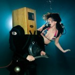 Diver &amp; Nymph by Viktor Lyagushkin