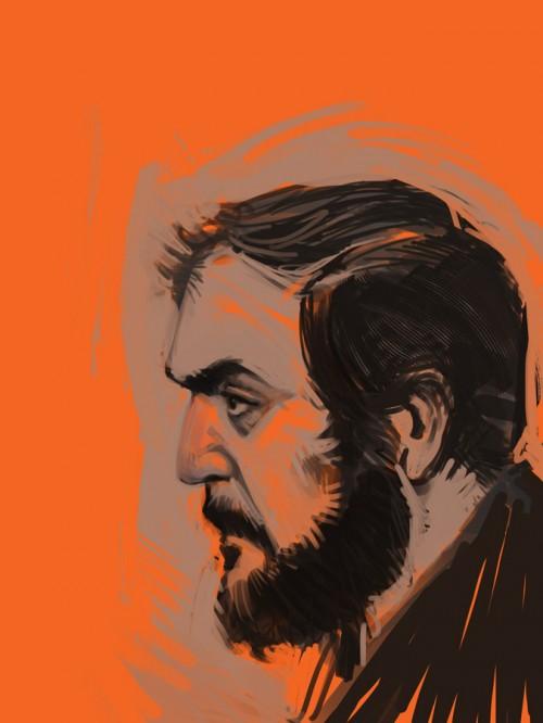 Stanley Kubrick by Eduardo Schaal