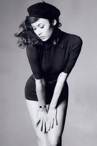 Olga Kurylenko by Jimmy Backius