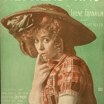 Redhead Rag - sheet music cover