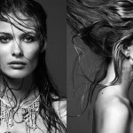 black & white portraits of edita vilkeviciute by kai z feng 1