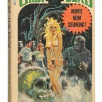 paperback for orgy of the dead by ed wood