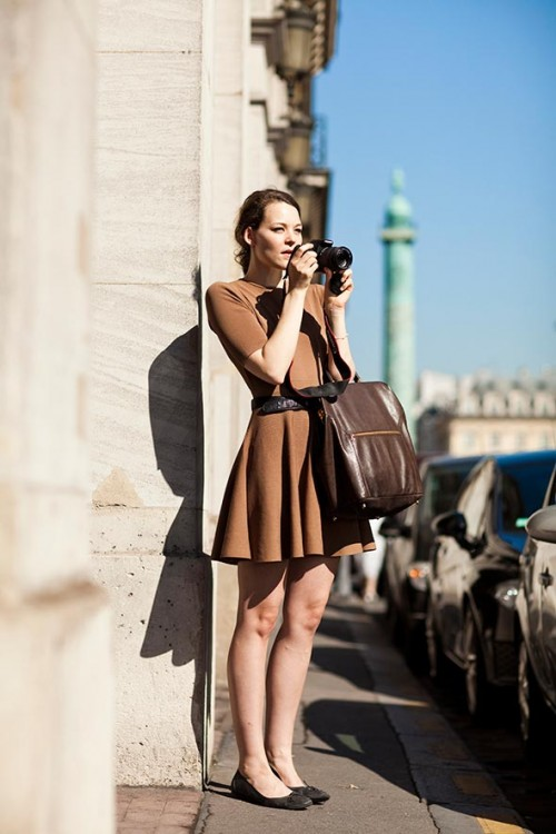 Pretty Photographer - The Sartorialist