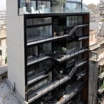 building in lebanon by bernard khoury architects
