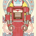 VINTAGE ROBOT SERIES 1 by fery irawan