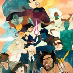 x-men by kevin wada