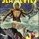 cover to sea devils by howard purcell