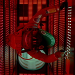 scene from 2001 a space odyssey bowman in hal computer room