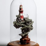 lighthouse model by takanori aiba