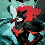 batwoman cover by ben oliver