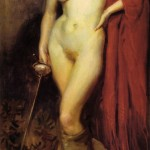 Venus Observations: American Beauty Venus: by James Montgomery Flagg