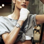 edita vilkeviciute watch shoot by lachlan bailey