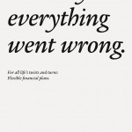 She's my eveything went wrong - Swiss Life
