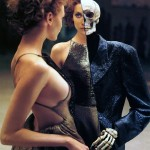 Richard Avedon, Death and the Maiden - The Newyorker