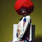 Iris Strubegger by Willy Vanderperre
