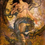 Gaia &#8211; Rebecca Guay