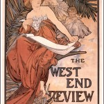 World End Review by Alphonse Mucha 1898