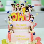 SNSD Cake - kpop