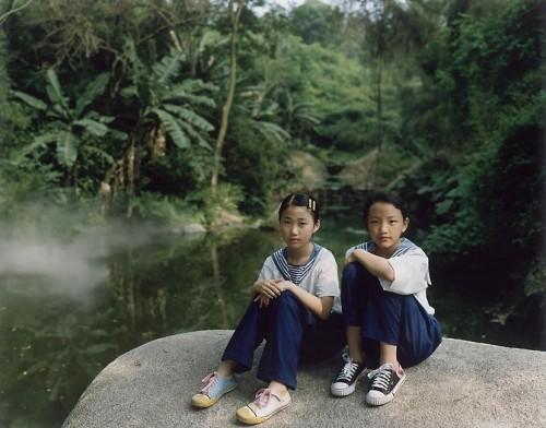 Park Portraits by Rineke Dijkstra