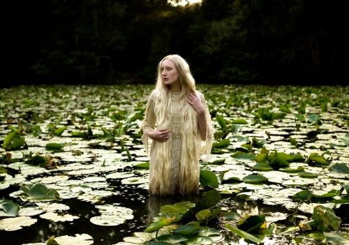 Lady of the Lake - Kirsty Mitchell Photography