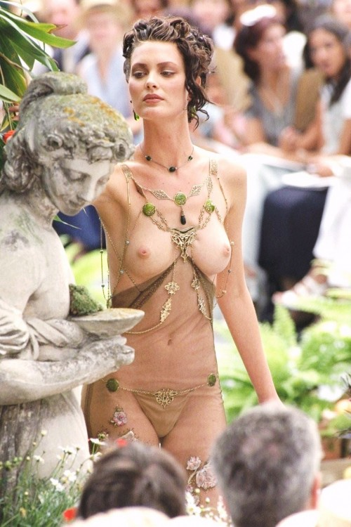Exact Shalom harlow nude can consult