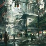 Street Scene by ~artbytheo