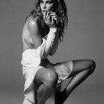 Erin Wasson by David Roemer for Evening Standard