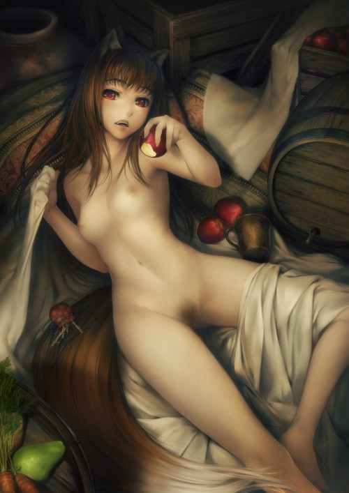 Horo nude - from Wolf & Spice