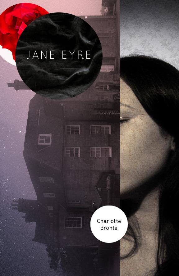 Re-CoveredBooks: Jane Eyre by Sergio Serrano