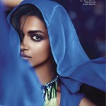 Deepika Padukone Vogue Magazine June 2012