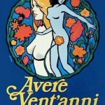 Movie poster for Avere vent'anni (1978) – To Be Twenty