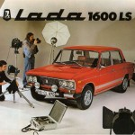 Lada - classic Soviet car design